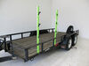 Tow-Rax Trimmer Rack for Open Utility Trailers 3 Trimmers PXSPDDTR3