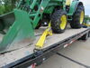 0  ratchet straps quickloader trailer 1-1/8 - 2 inch wide retractable strap double-j hooks x 27' 3 300 lbs qty 1