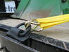 0  ratchet straps quickloader trailer double-j hooks retractable strap - 2 inch x 27' 3 300 lbs qty 1