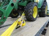 0  ratchet straps quickloader trailer 21 - 30 feet long retractable strap double-j hooks 2 inch x 27' 3 300 lbs qty 1