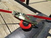 0  ratchet straps quickloader trailer truck bed double-j hooks in use