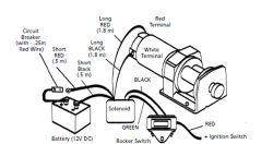 How To Wire Superwinch ATV Winch On 2000 Yamaha Wolverine 350 | etrailer.cometrailer.com