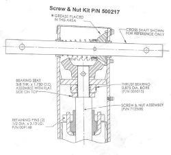 [SCHEMATICS_4NL]  Diagram of a 10k Bulldog Landing Gear Jack for Gear Replacement |  etrailer.com | Bulldog Trailer Jack Wiring Diagram |  | etrailer.com