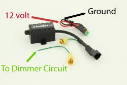 [NRIO_4796]   How To Wire Up the PDIMMER for Vision X Xmitter LoPro Prime Xtreme Off-Road Light  Bar | etrailer.com | Vision X Light Bar Wiring Diagram |  | etrailer.com