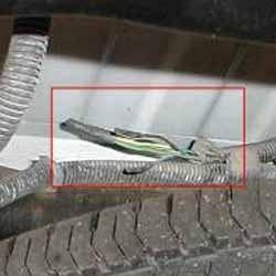 1999 2006 Chevy Silverado Third Brake Light Wiring Source For Camper Shell Etrailer Com
