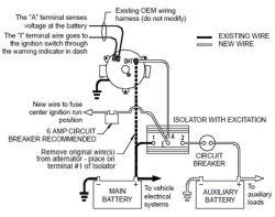 Wiring Diagram for Deka 95-amp Battery Isolator # DW08770 | etrailer.com | Battery Isolation Solenoid Wiring Diagram |  | etrailer.com