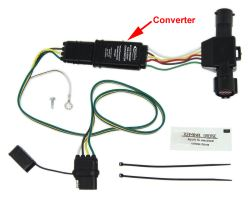 trailer wiring harness for a 1995 ford ranger | etrailer.com ford ranger trailer wiring diagram towing electrical 4 wire trailer wiring diagram troubleshooting etrailer