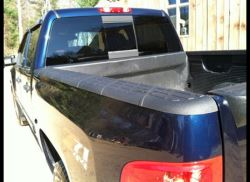 Will The Husky Liners Quad Caps Truck Bed Rail Protectors Work With A Tonneau Cover Etrailer Com