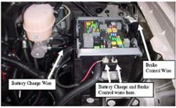 Activate Trailer 12 Volt Power Circuit Of 2007 Gmc Sierra 2500hd Etrailer Com