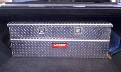 Availability Of Chest Style Tool Boxes To Fit Truck Bed Underneath Tonneau Cover Etrailer Com