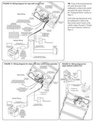 Troubleshooting Rv Kwikee 32 Steps That Don T Work With Override Switch Or Ignition Etrailer Com