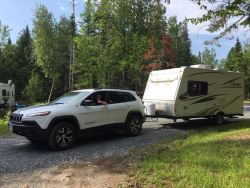 Towing Capacity for 2018 Jeep Cherokee Trailhawk with Factory Tow Package |  etrailer.com