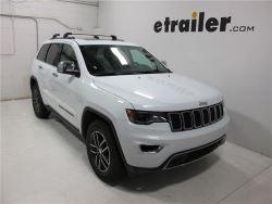 Roof Rack Recommendation 2019 Jeep Grand Cherokee Altitude Etrailer Com