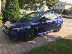Fairing Recommendation For Thule Roof Rack On 2019 Subaru Wrx Sti Etrailer Com