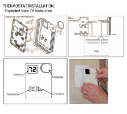 Wiring Heat Strip and Advent AC Unit to Thermostat | etrailer.com | Advent Air Thermostat Wiring Diagram |  | etrailer.com