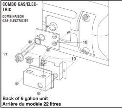 Where Is Anode Rod For Atwood Water Heater Etrailer Com