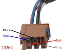 Voyager Brake Control Wiring Diagram for Installation in a 2005 Chevrolet  1500 Silverado | etrailer.com | Chevy 1500 Trailer Brake Controller Wiring |  | etrailer.com