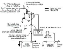 Deka Battery Isolator to Replace Eaton Sure Power 1202 Battery Isolator  With Wiring Diagram | etrailer.com | Battery Wiring Diagram Power |  | etrailer.com