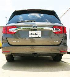 Trailer Hitch Fits 2019 Honda Odyssey