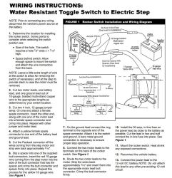[ZTBE_9966]  How To Wire a Set of Kwikee Steps Using Only a Rocker Switch | etrailer.com | Kwikee Electric Step Wiring Diagram |  | etrailer.com
