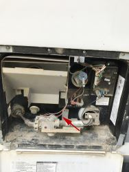 Replacing Water Heater Element On Atwood Gas And Electric Rv