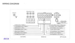 Concertone ZX75 RV Stereo Replacement in 2010 Forest River Wildcat    etrailer.com   Concertone Wiring Diagram      etrailer.com