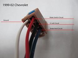 Turning On Running Lights Activates Trailer Brakes on a Brake Controller in  a 1999 Chevy Silverado | etrailer.cometrailer.com