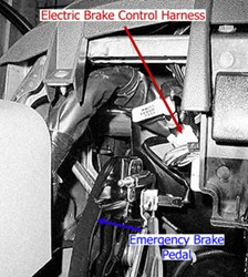 How to Locate the Vehicle Side Electric Brake Control ...