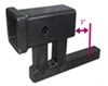 MaxxTow Class II Only Hitch Adapters - MT70355