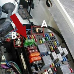 troubleshooting a tekonsha envoy brake controller with no power in a 2002 chevy avalanche etrailer com tekonsha envoy brake controller
