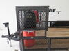23x79 Rack'Em Heavy-Duty Cargo Basket for Open Trailers - Lockable Lid - Steel - 250 lbs Locks Not Included RA-14-14L
