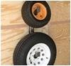 Spare Tire Carrier RA-16 - 4-Bolt,5-Bolt - Rackem