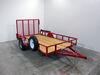 0  tailgate rackem trailer rack'em double barrel utility lift assist w/ chain - 200 lbs