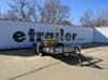 0  trailer jack rackem a-frame topwind rack'em b-52 round - locking 15-1/2 inch lift 5 000 lbs