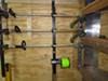 0  trimmer racks rackem utility trailer 1 line spool in use