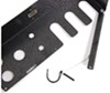 rackem trailer cargo organizers tool rack pre-drilled holes rack'em storage for enclosed trailers - sledgehammers and hardscaping hand tools
