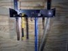 0  trailer cargo organizers rackem tool rack hand rack'em storage for enclosed trailers - sledgehammers and hardscaping tools