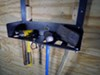 0  trailer cargo organizers rackem tool rack contracting hobby space landscaping rack'em storage for enclosed trailers - sledgehammers and hardscaping hand tools