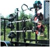 RA-6RL - Locks Not Included Rackem Trailer Cargo Organizers