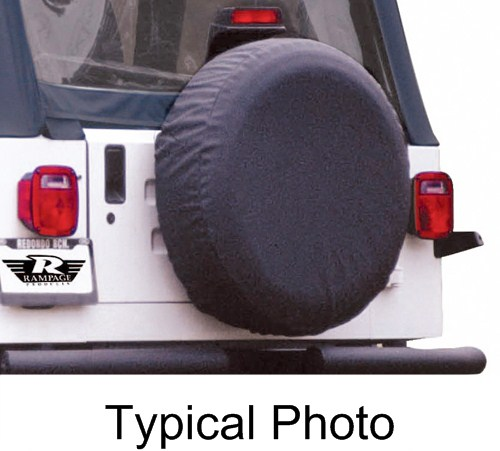 Rampage Tire and Wheel Covers - RA773215