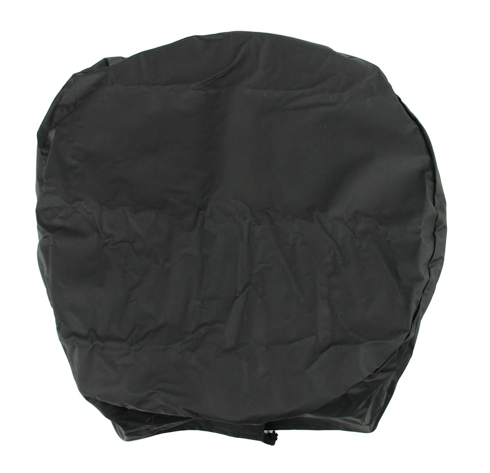 """Rampage Spare Tire Cover for Jeep - 33"""" to 35"""" - Black Diamond Spare Tire Cover RA773535"""