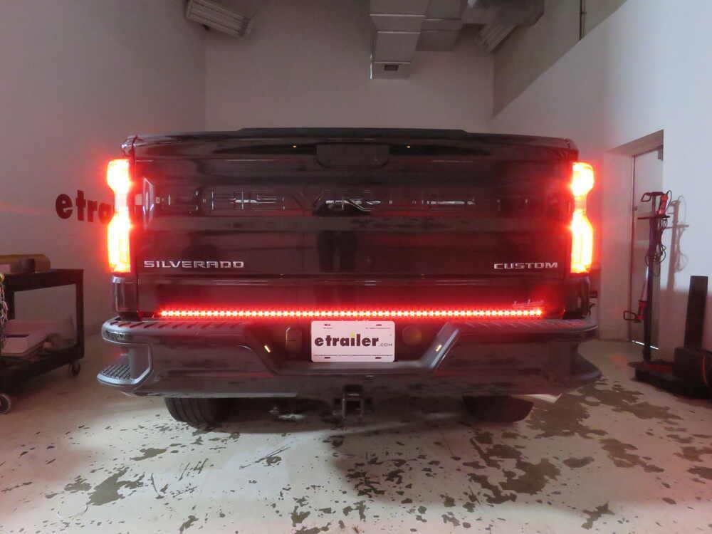 RA960134 - Strip Rampage Vehicle Lights on 2019 Chevrolet Silverado 1500