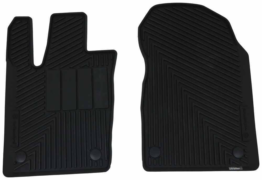 Road Comforts Black Floor Mats - RC96GR