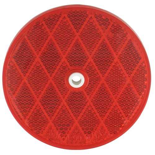 Optronics Red Trailer Lights - RE13RB