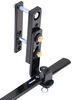 reese weight distribution hitch wd with sway control electric brake compatible pro round bar w - 8 000 lbs gtw 800 tw
