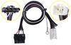 redarc accessories and parts trailer brake controller plugs into plug-and-play wiring harness for tow-pro classic or elite controllers