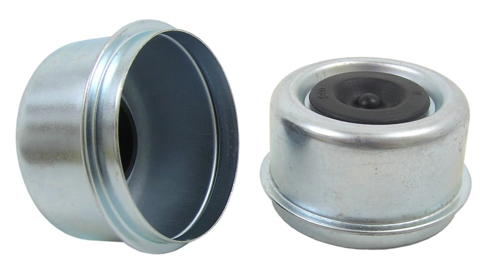 Grease Cap 2.44 Inch OD Drive In With Plug