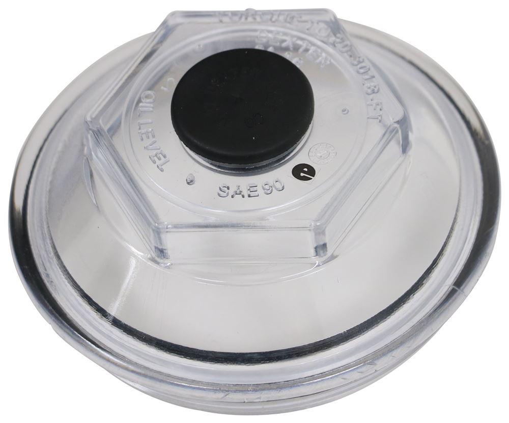 Replacement Oil Cap Kit for 9,000-lb to 15,000-lb Dexter Axle Oil Cap RG04-270