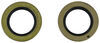 TruRyde 2.125 Inch I.D. Trailer Bearings Races Seals Caps - RG06-090
