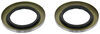 RG06-090 - 2.125 Inch I.D. TruRyde Trailer Bearings Races Seals Caps